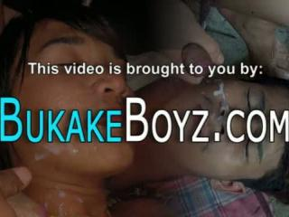A Raw Asian Teen Getting Drilled